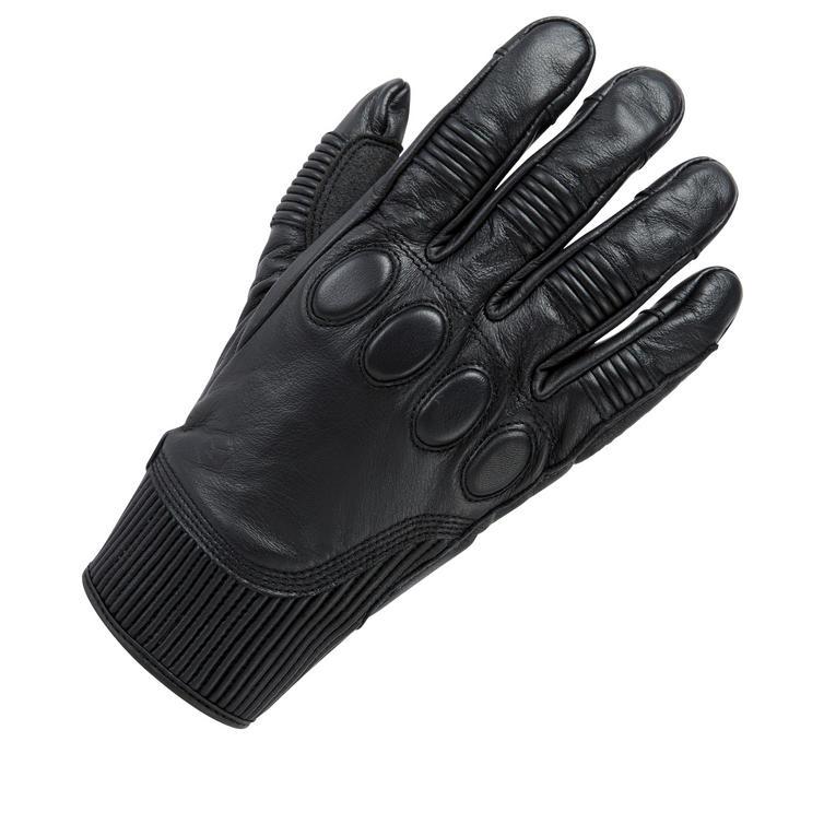 Knox Hanbury Studio Leather Motorcycle Gloves