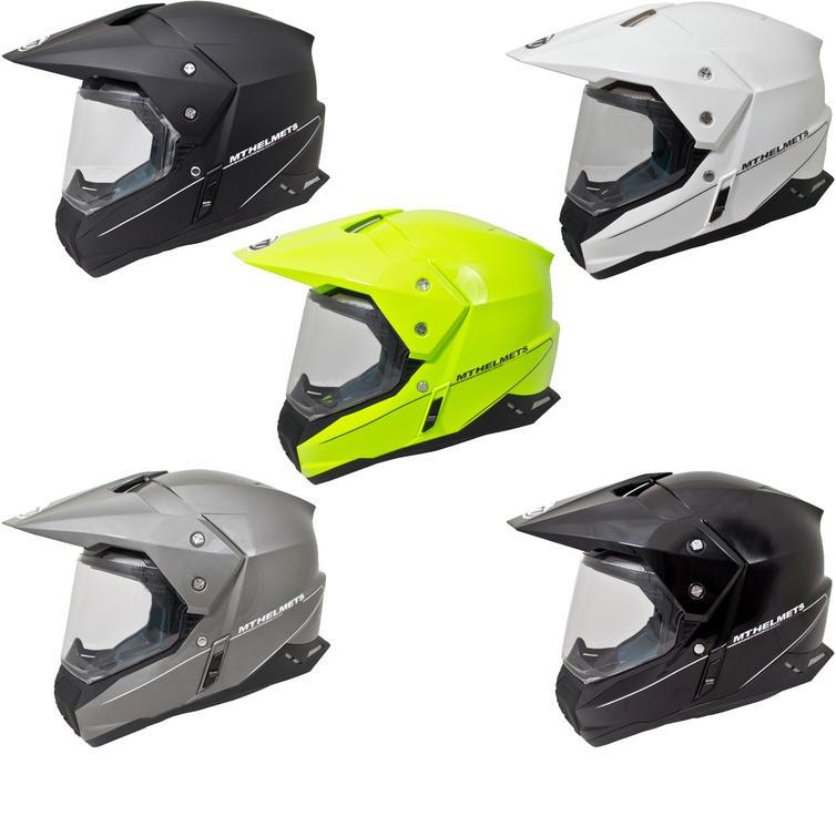 MT Synchrony SV Dual Sport Helmet