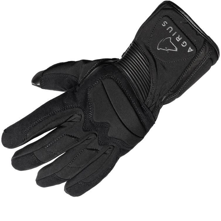 Agrius Prey Leather Motorcycle Gloves