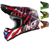 Oneal 3 Series Mercury Motocross Helmet