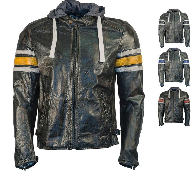 Richa Toulon Leather Motorcycle Jacket