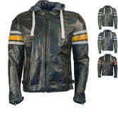 Richa Toulon Leather Motorcycle Jacket