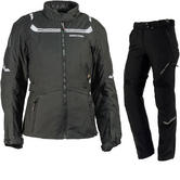 Richa Phoenicia Ladies Motorcycle Jacket & Trousers Black Kit