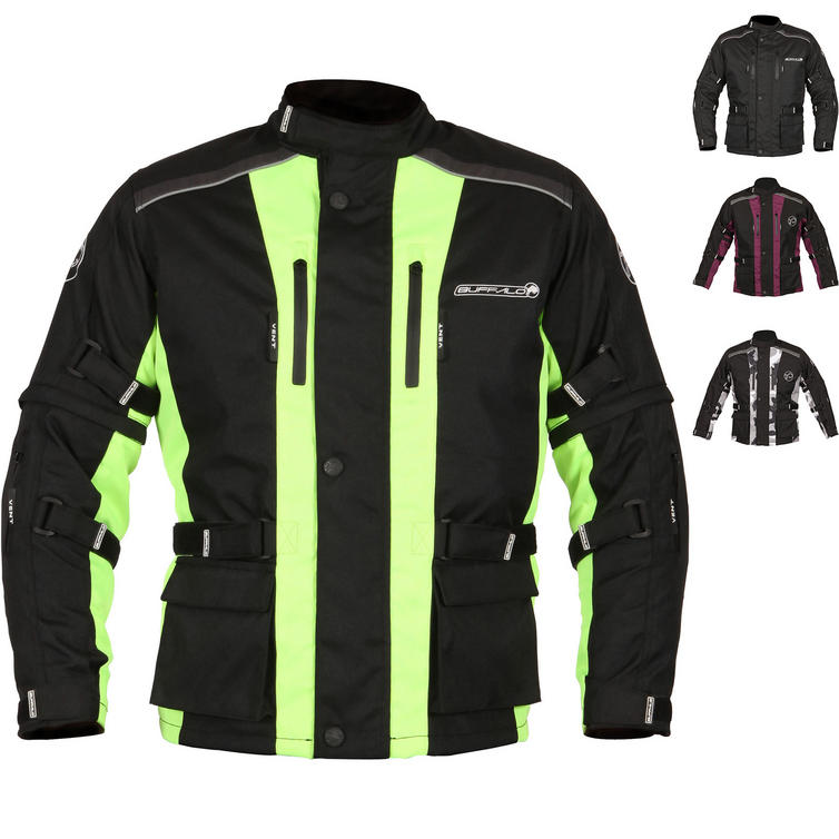 Buffalo Ranger Youth Motorcycle Jacket