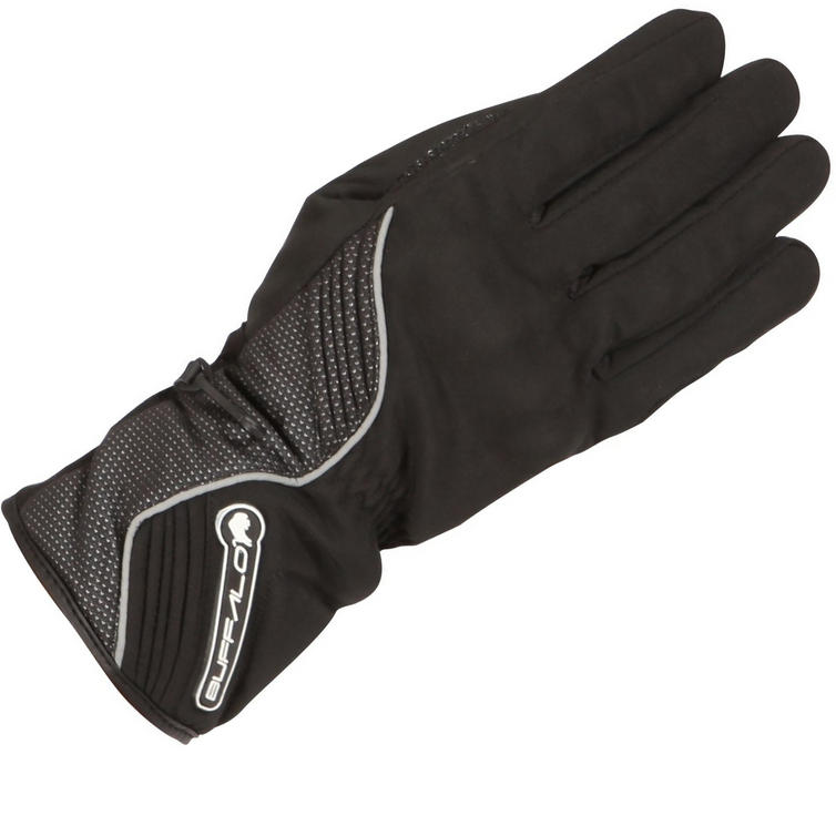 Buffalo Polar Motorcycle Gloves