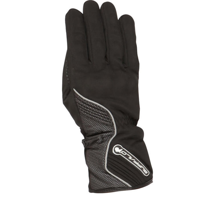 Buffalo Polar Ladies Motorcycle Gloves
