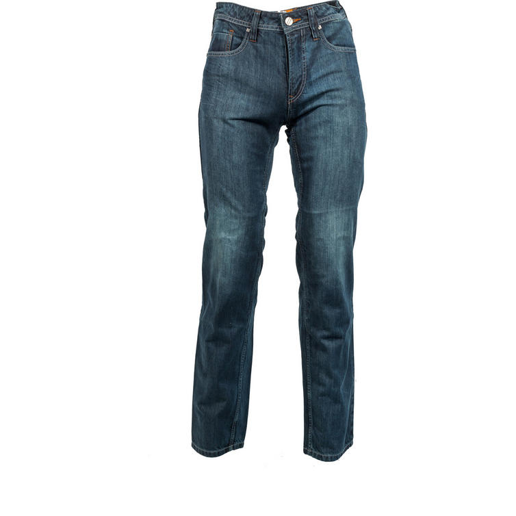 Richa Hammer Blue Stone Motorcycle Jeans