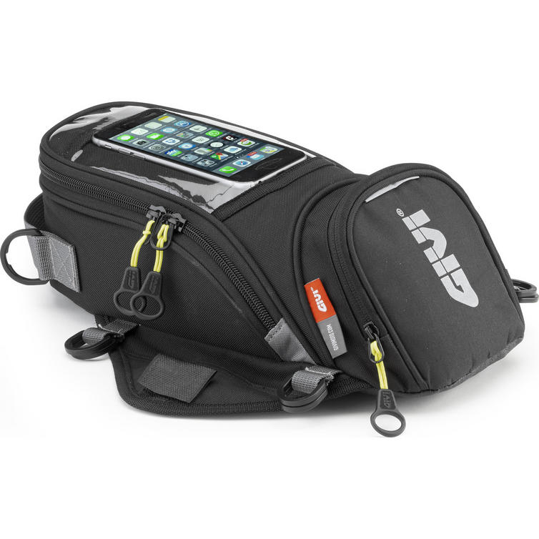 Givi Easy-T Range Magnetic Tank Bag 6L (EA106B)