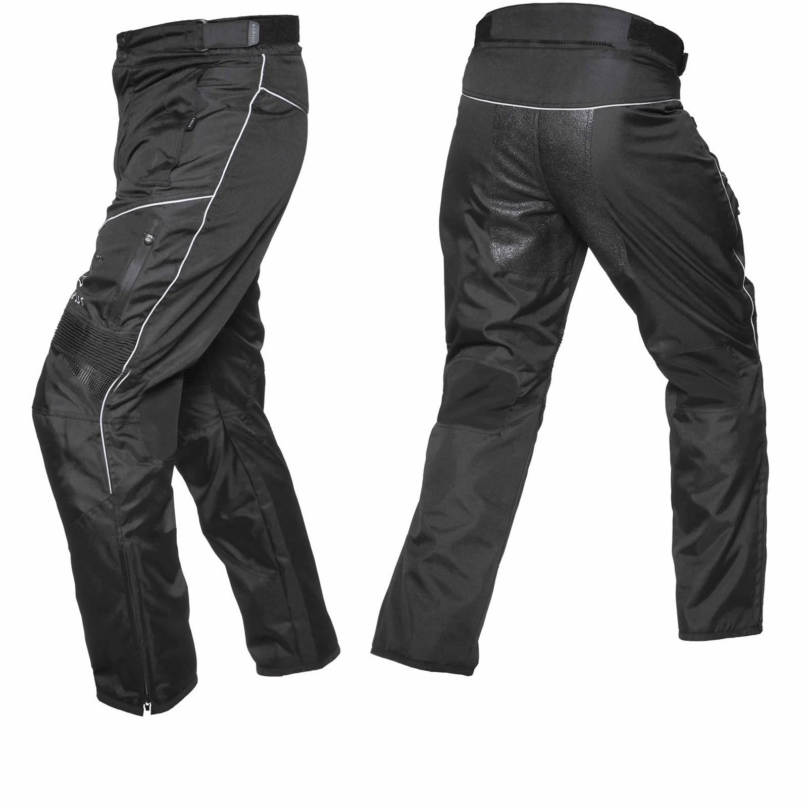 Agrius Hydra Motorradhose für Männer Wasserdicht Sportlich Wetterfest Männerhose