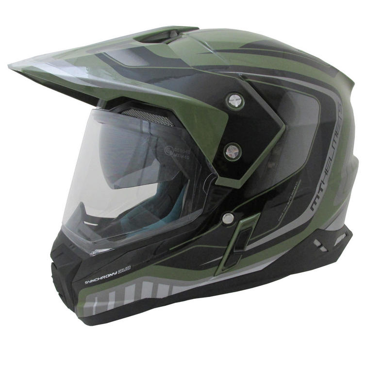 MT Synchrony Tourer SV Dual Sport Helmet