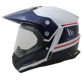 MT Synchrony Vintage SV Dual Sport Helmet