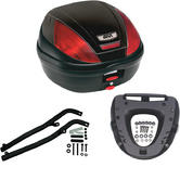 Givi 39L Topcase Kit for Suzuki GSF Bandit (E370N / M5M Monolock / 522F)