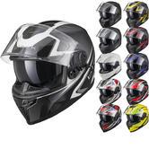 Black Titan SV ACU Motorcycle Helmet