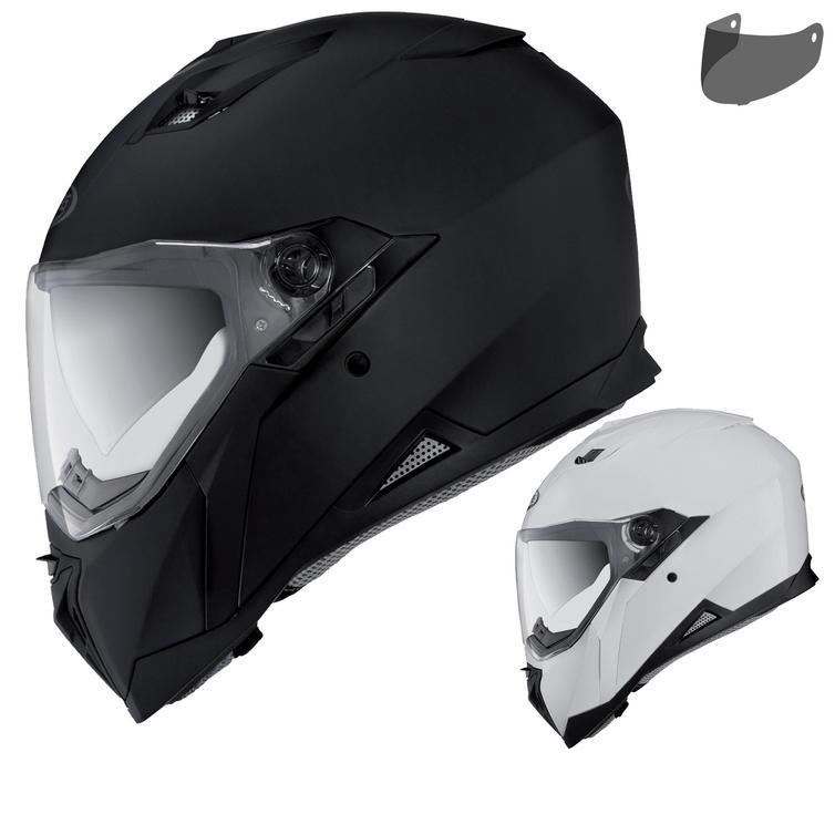 Caberg Stunt Motorcycle Helmet & Visor