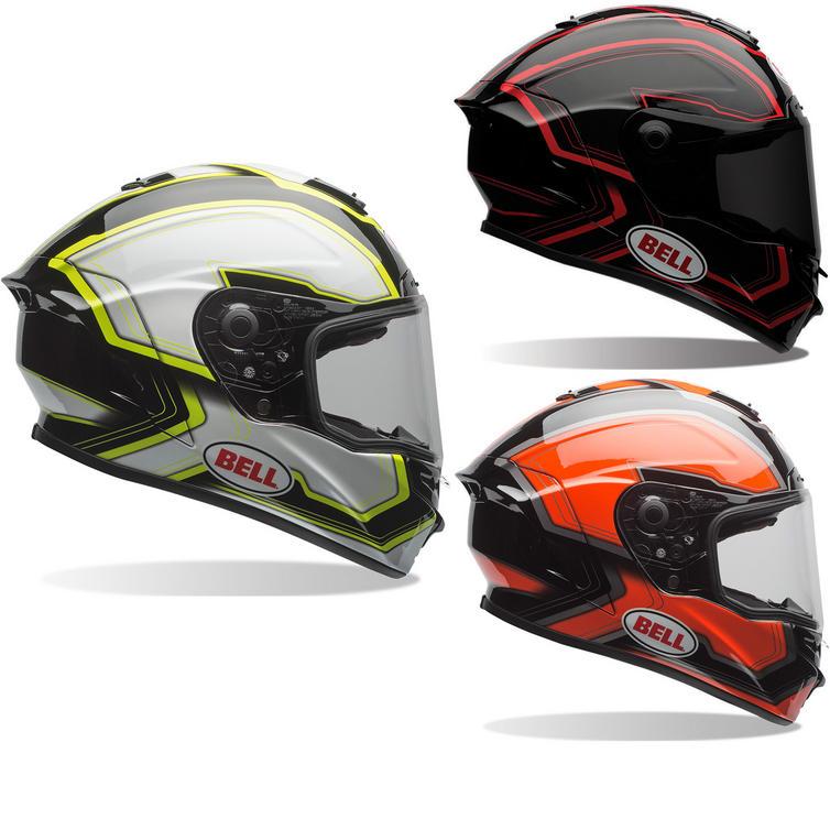 Bell Star Pace Motorcycle Helmet