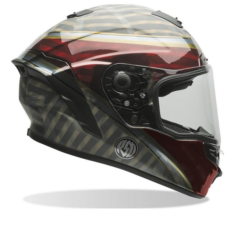 Bell Star RSD Blast Motorcycle Helmet