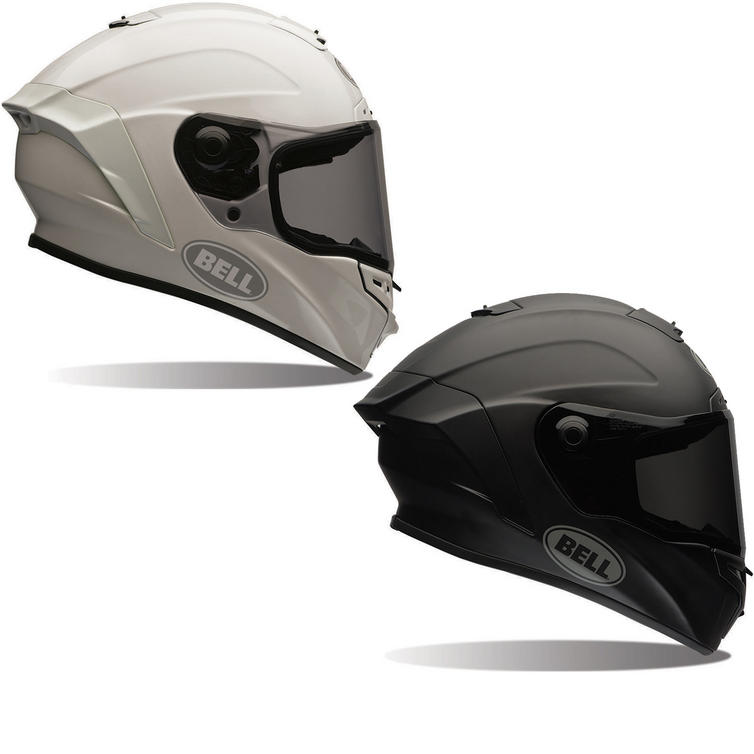 Bell Star Solid Motorcycle Helmet