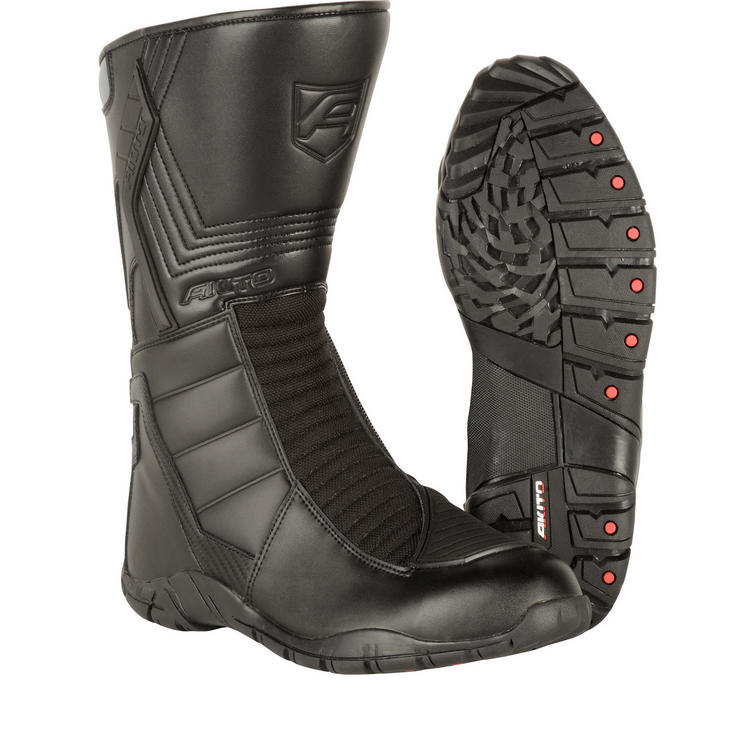Akito Stealth Motorcycle Boots