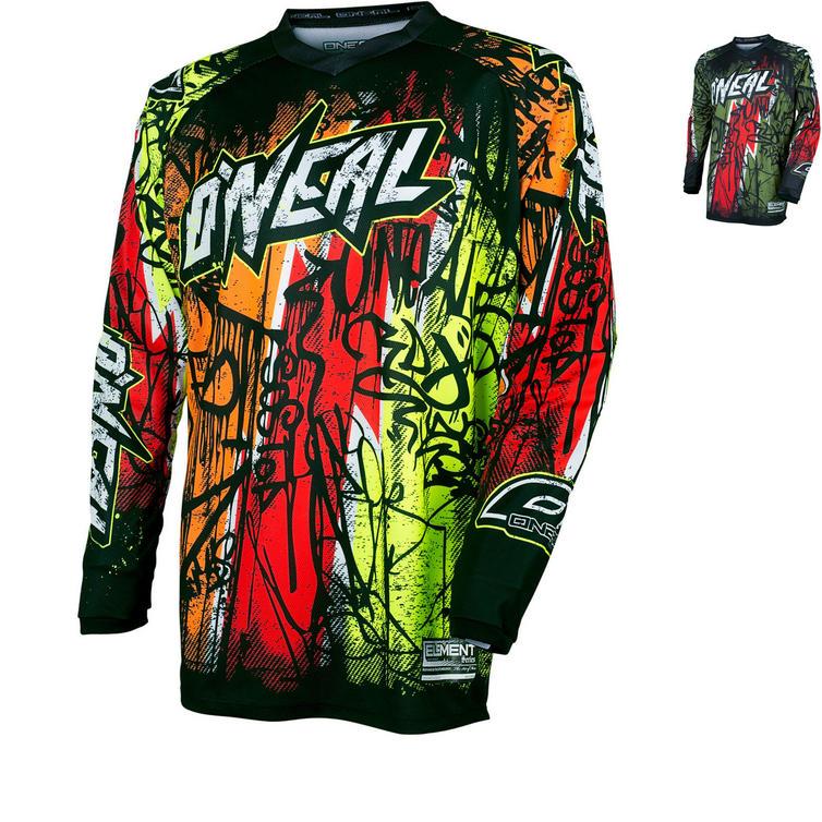 Oneal Element 2017 Vandal Motocross Jersey