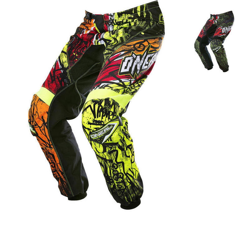 Oneal Element 2017 Vandal Motocross Pants