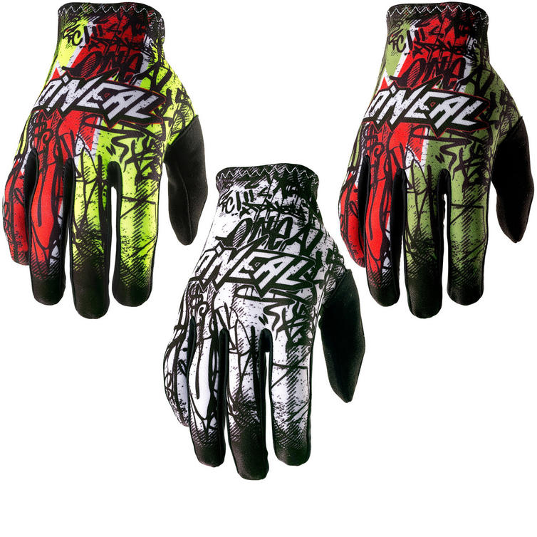 Oneal Matrix 2017 Vandal Motocross Gloves