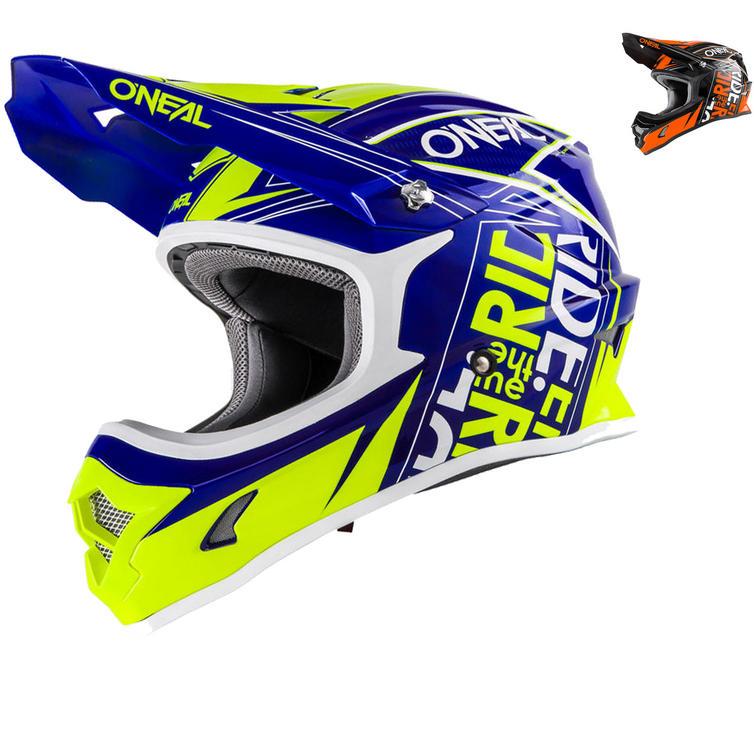Oneal 3 Series Fuel Youth Motocross Helmet