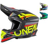 Oneal 8 Series Aggressor Motocross Helmet