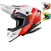 Oneal 8 Series Nano Motocross Helmet