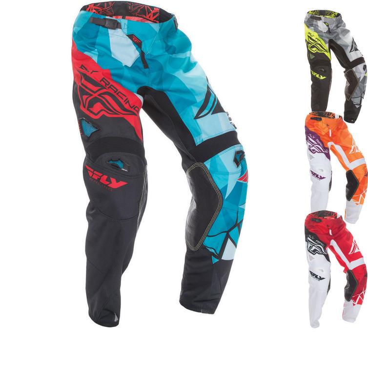 Fly Racing 2017 Kinetic Crux Motocross Pants
