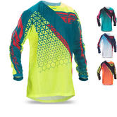Fly Racing 2017 Kinetic Mesh Trifecta Motocross Jersey