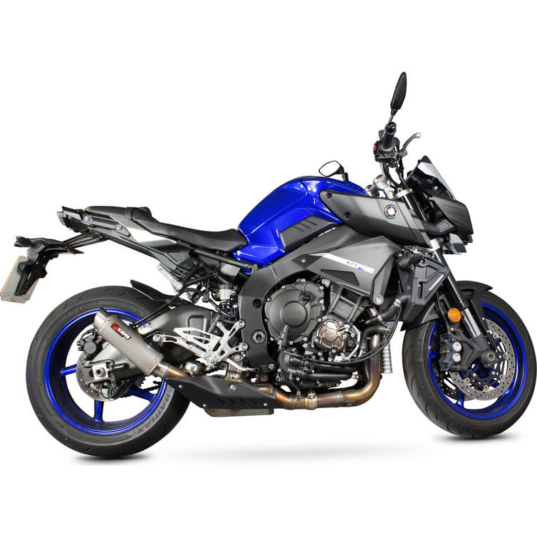 Best Exhausts For Yamaha Mt