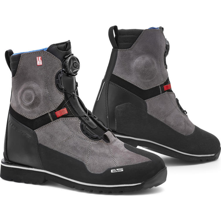 Rev It Pioneer OutDry Leather Motorcycle Boots