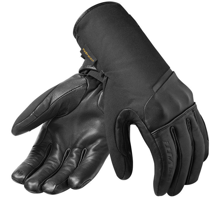Rev It Trocadero H2O Leather Motorcycle Gloves