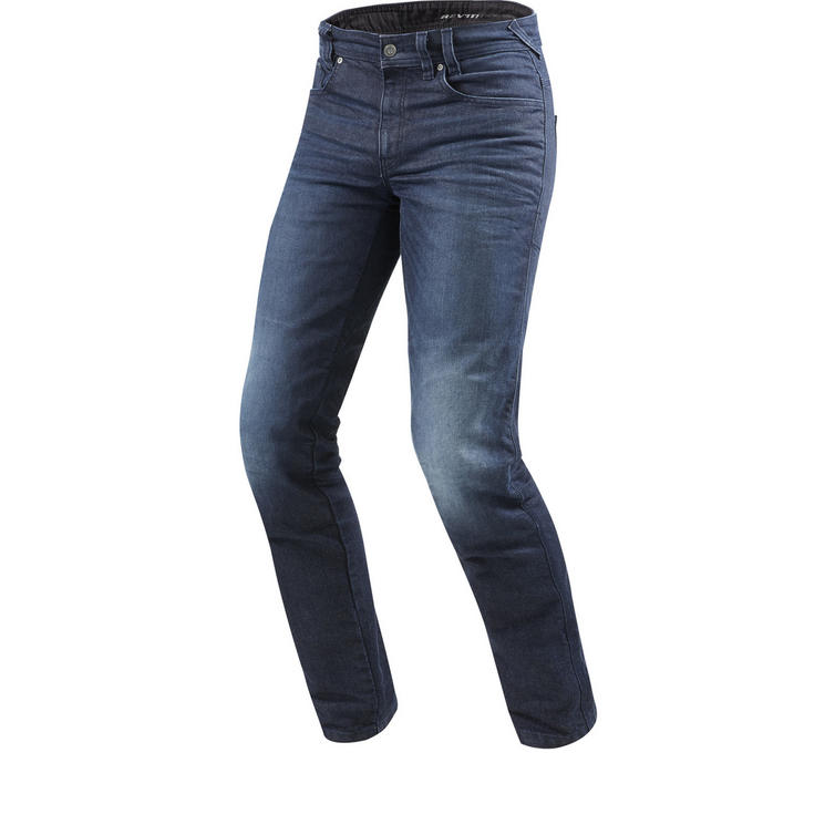 Rev It Vendome 2 RF Dark Blue Used Motorcycle Jeans