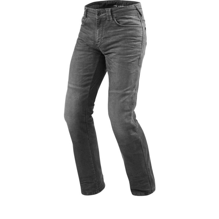 Rev It Philly 2 LF Dark Grey Used Motorcycle Jeans