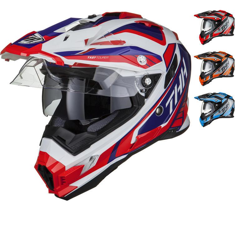 THH TX-27 #3 Tourer Motocross Helmet
