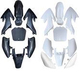 Pit Bike CRF Replica Plastic Fairings (1pc)