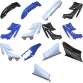 Pit Bike Bulldog GMX 200-250cc Plastic Fairings (1pc)
