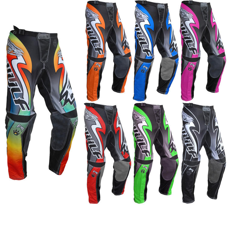 Wulf Attack Cub Motocross Pants