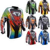 Wulf Attack Adult Motocross Jersey