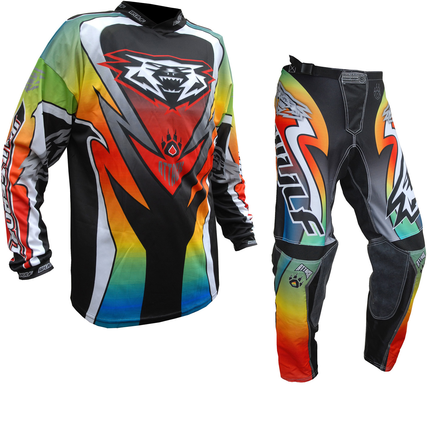 Adult motocross