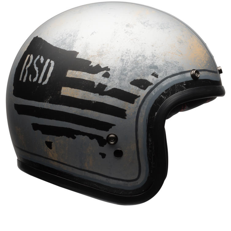 Bell Custom 500 SE RSD 74 Open Face Motorcycle Helmet