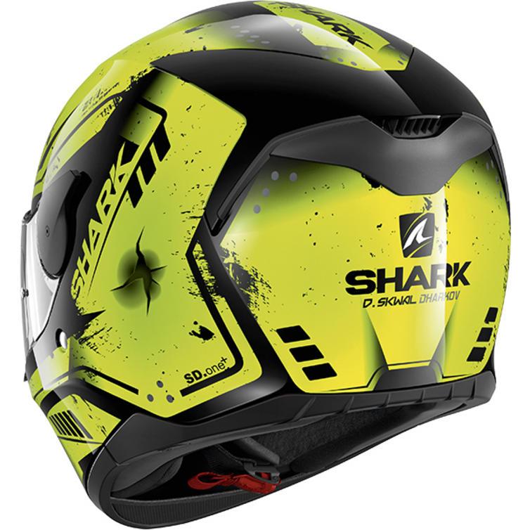 shark d skwal dharkov motorcycle helmet visor full. Black Bedroom Furniture Sets. Home Design Ideas