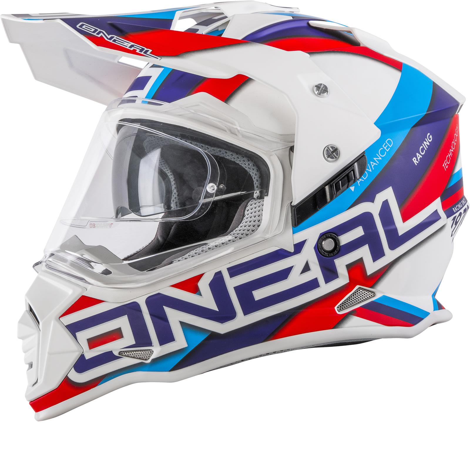 oneal sierra ii circuit dual sport helmet helmets. Black Bedroom Furniture Sets. Home Design Ideas