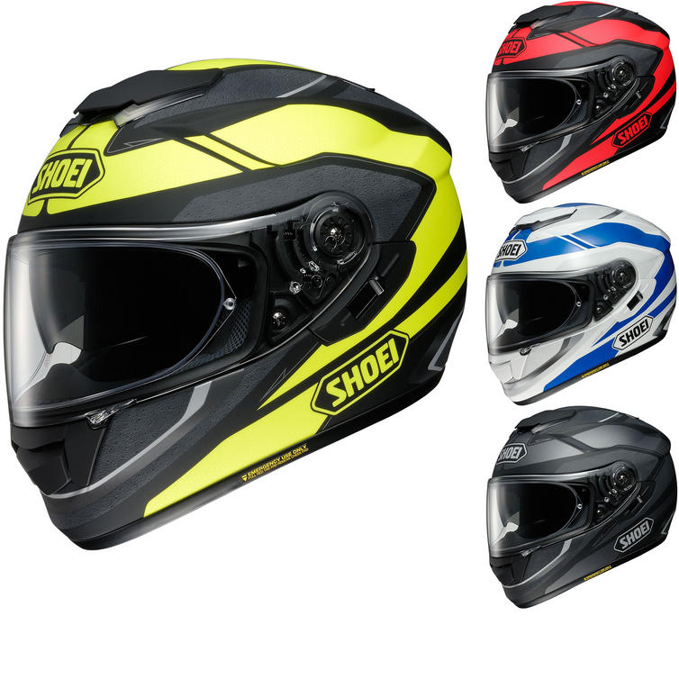 Shoei Gt Air >> Shoei Gt Air Swayer Motorcycle Helmet