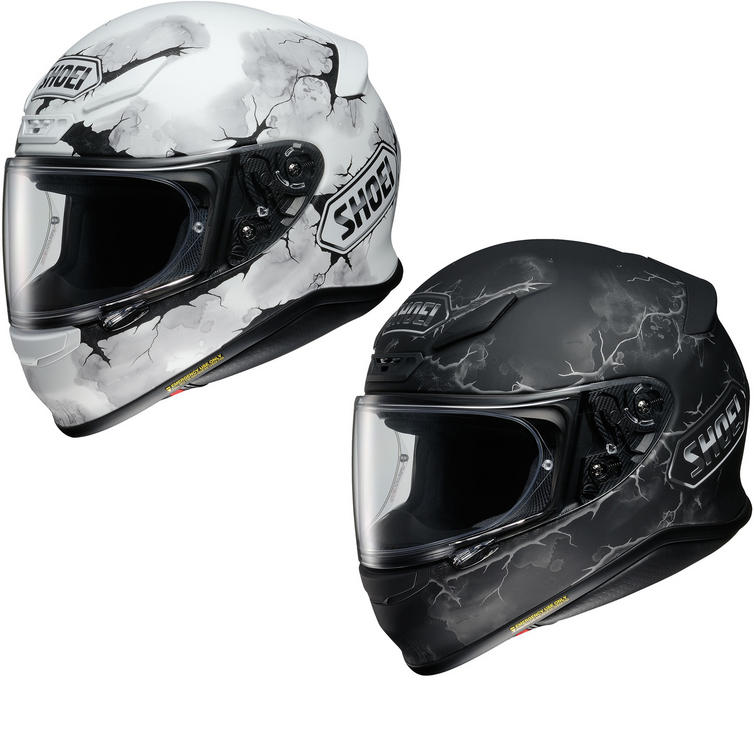 Shoei NXR Ruts Motorcycle Helmet