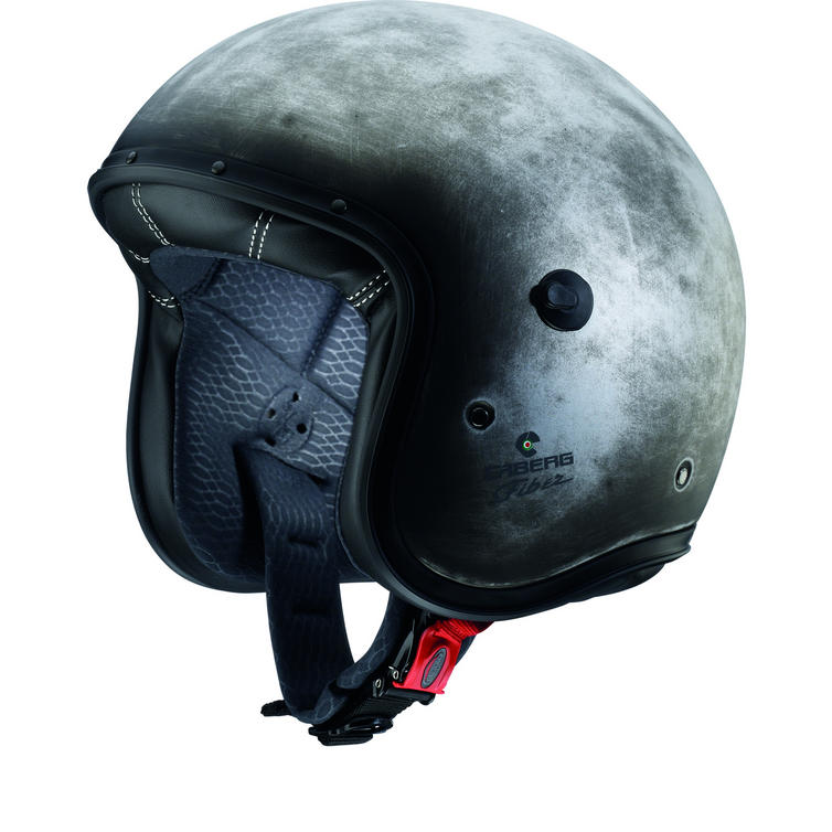 Caberg Freeride Iron Open Face Motorcycle Helmet