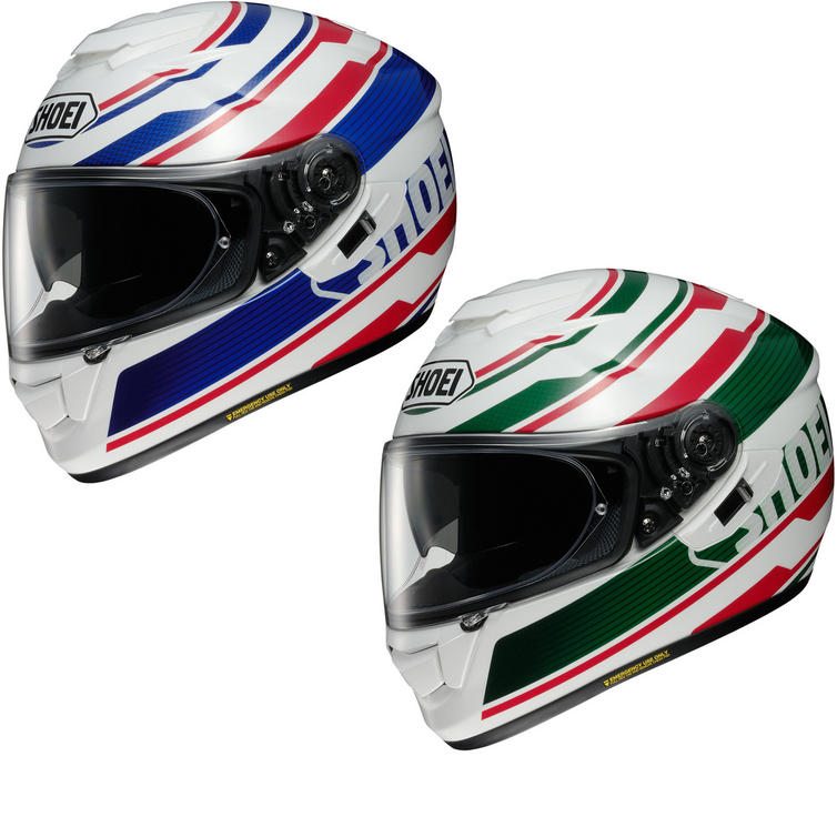 Shoei GT-Air Primal Motorcycle Helmet