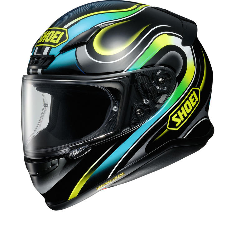 Shoei NXR Intense Motorcycle Helmet