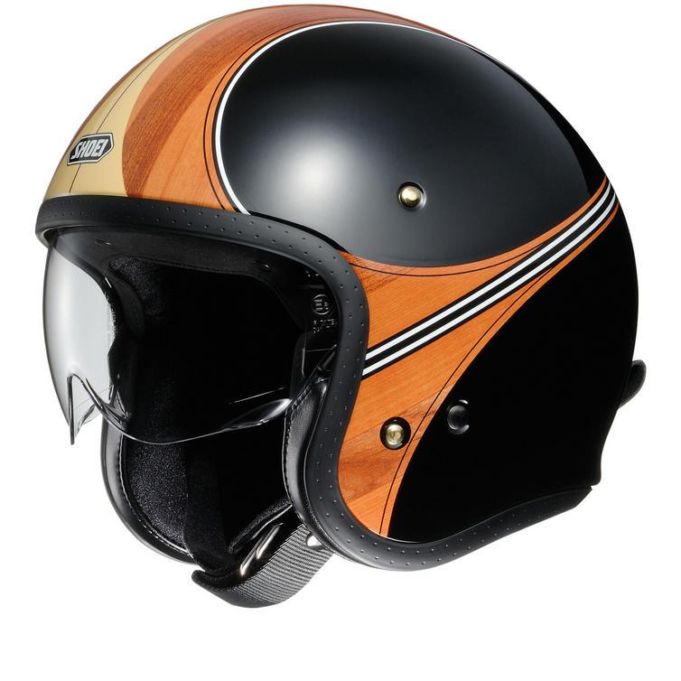 Shoei J.O Waimea Open Face Motorcycle Helmet